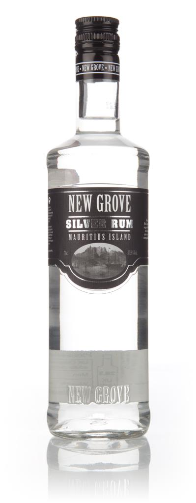 New Grove Silver 3cl Sample White Rum