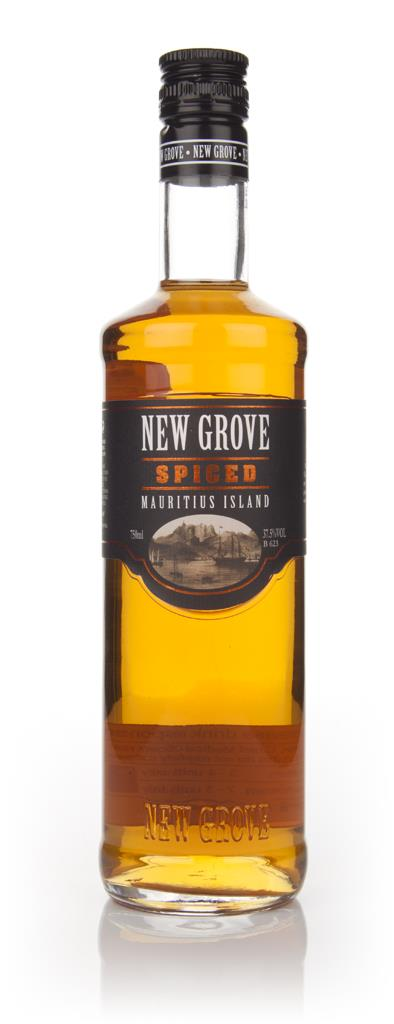 New Grove Spiced Rum 3cl Sample Spiced Rum