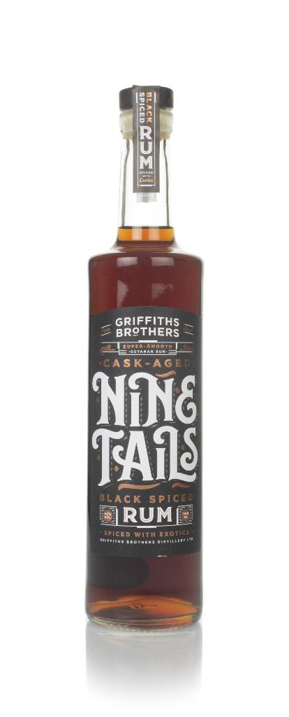 Griffiths Brothers Nine Tails Black Spiced Spiced Rum