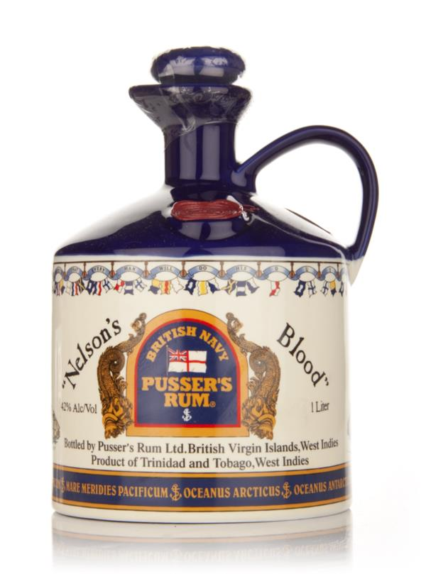 Pusser's Nelson's Blood Flagon Dark Rum