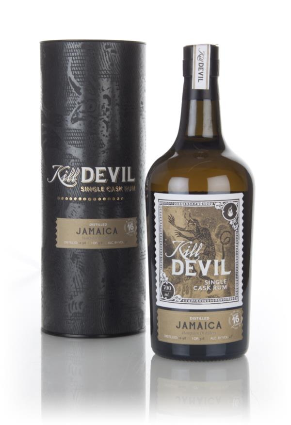 Hampden 16 Year Old 1998 Jamaican Rum - Kill Devil (Hunter Laing) Dark Rum