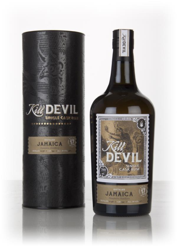 Hampden 17 Year Old 1998 Jamaican Rum - Kill Devil (Hunter Laing) Dark Rum