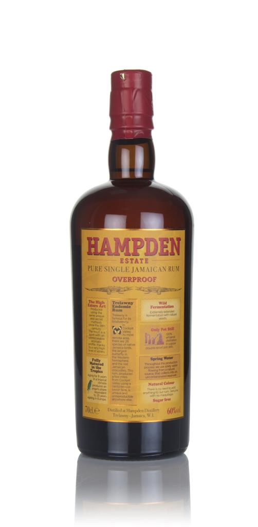Hampden Estate Overproof Dark Rum