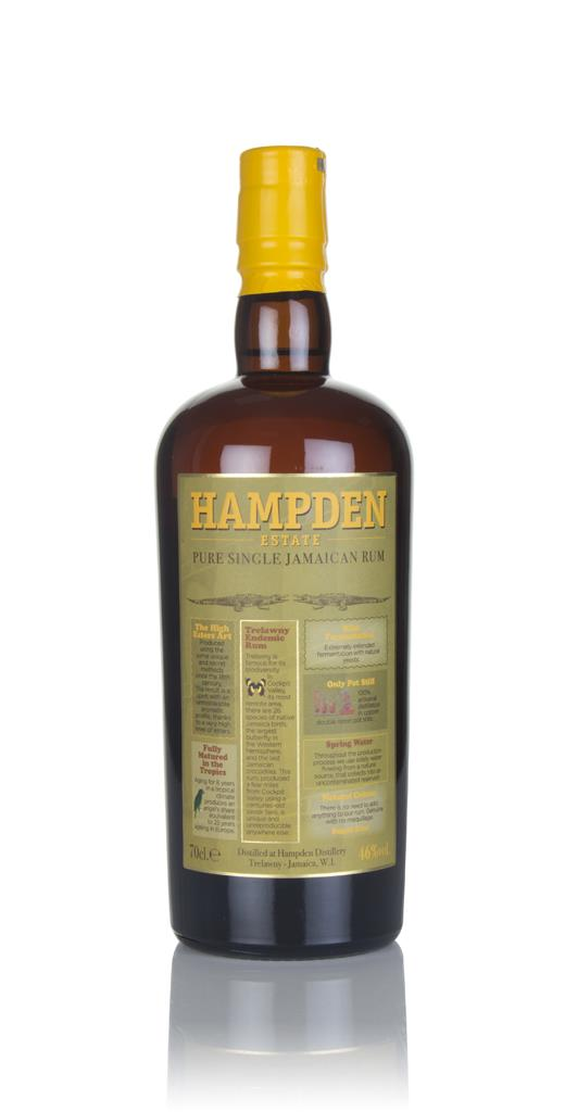 Hampden Estate Rum (46%) Dark Rum