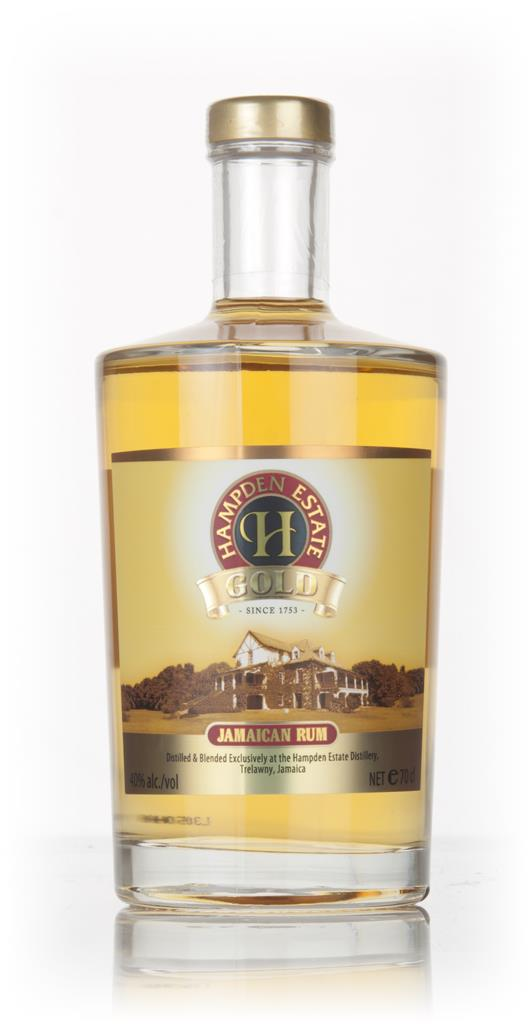 Hampden Gold Dark Rum