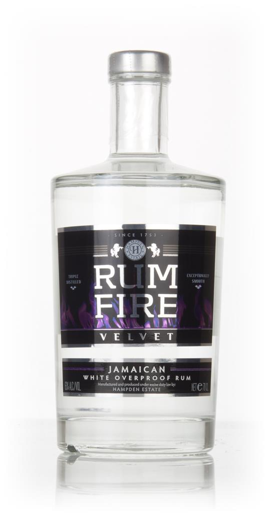 Hampden Rum Fire Velvet 3cl Sample White Rum