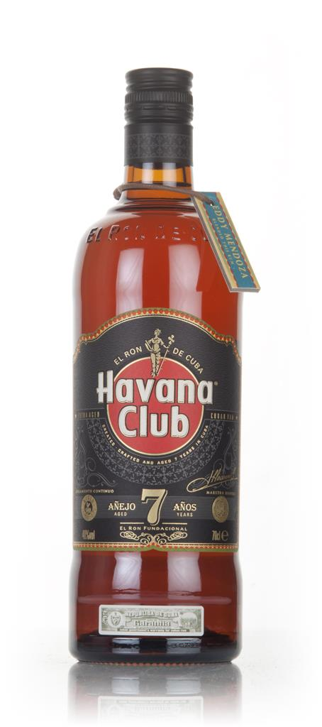 Havana Club Anejo 7 Year Old Dark Rum