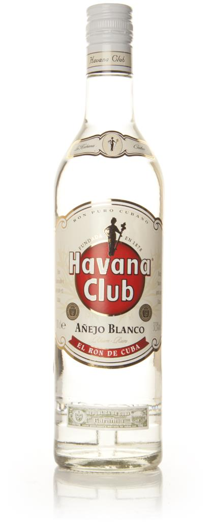 Havana Club Anejo Blanco White Rum