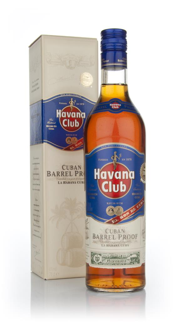 Havana Club Cuban Barrel Proof Dark Rum