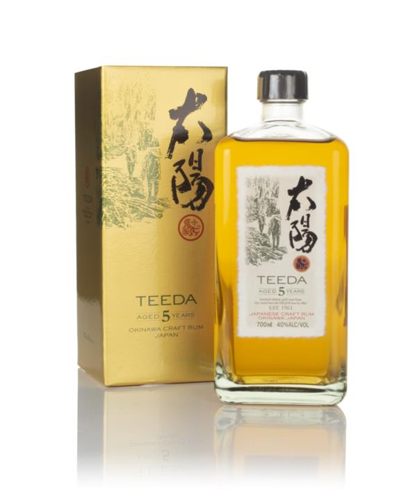 Teeda 5 Year Old Dark Rum