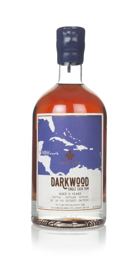 Darkwood 13 Year Old 2007 (cask 5) - Heroes & Heretics Dark Rum