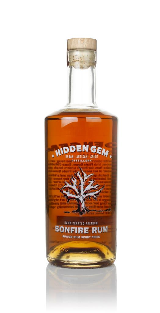 Hidden Gem Bonfire Spiced Rum