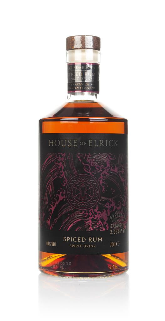 House of Elrick Spiced Spiced Rum