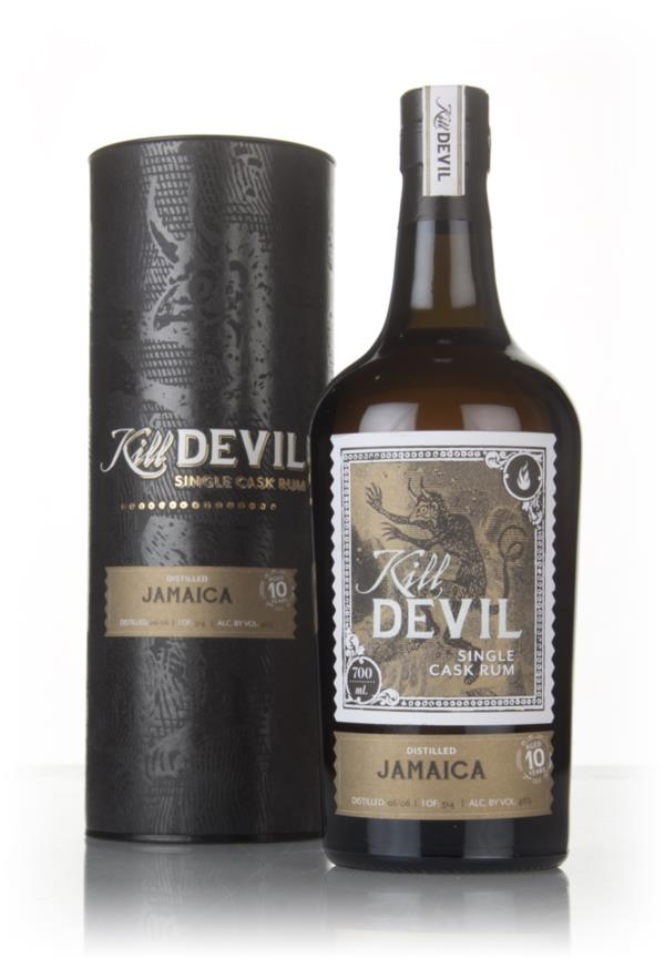 Jamaican Rum 10 Year Old 2006 - Kill Devil (Hunter Laing) Dark Rum