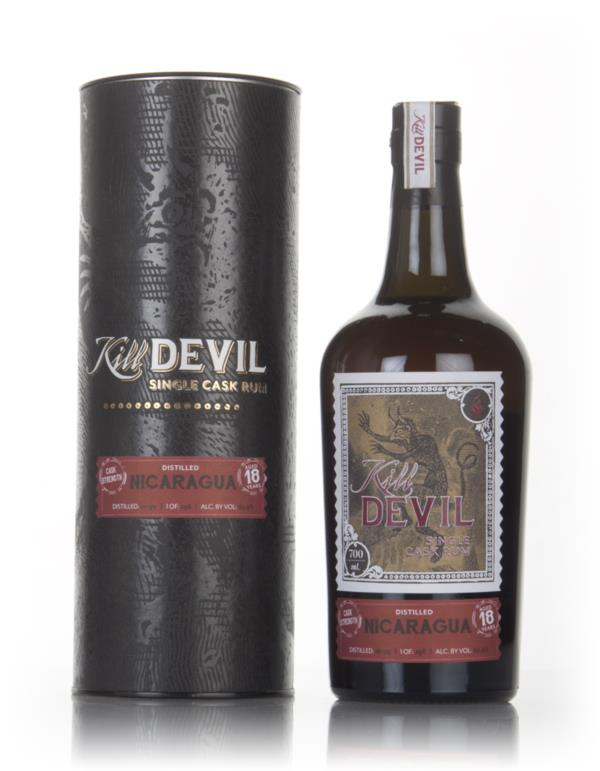 Nicaraguan 18 Year Old 1999 - Kill Devil (Hunter Laing) Dark Rum