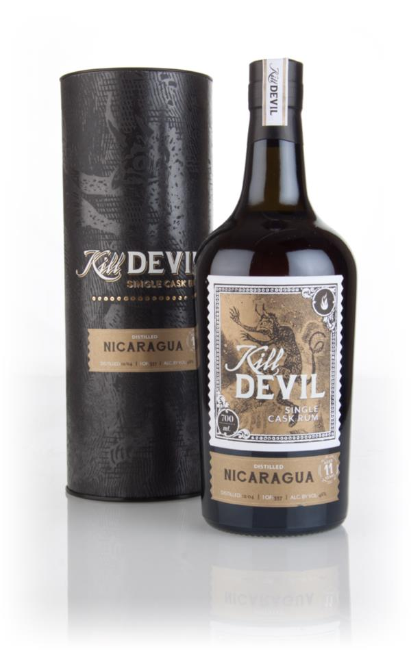 Nicaraguan Rum 11 Year Old 2004 - Kill Devil (Hunter Laing) Dark Rum