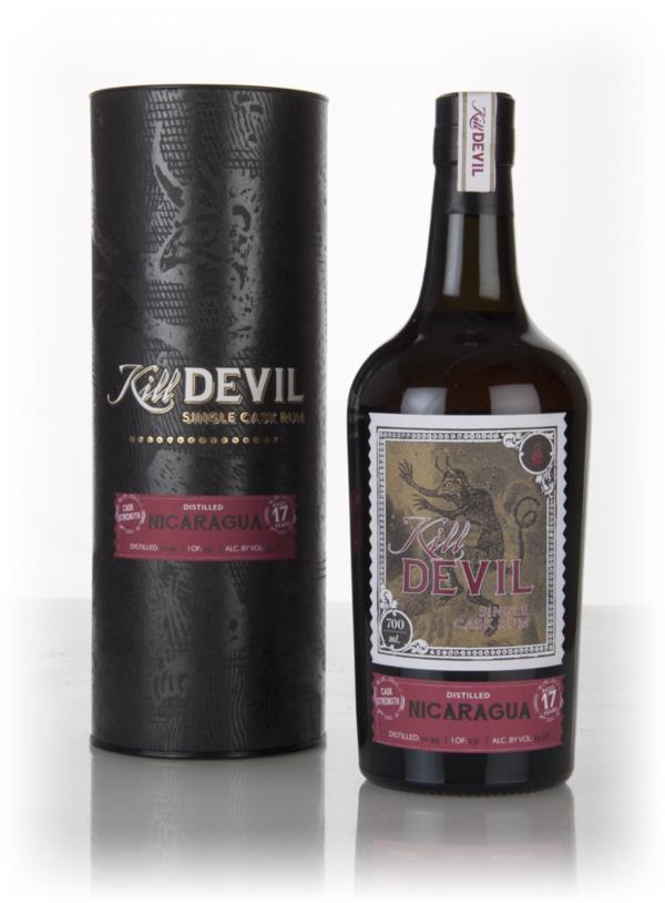 Nicaraguan Rum 17 Year Old 1999 - Kill Devil (Hunter Laing) 3cl Sample Dark Rum