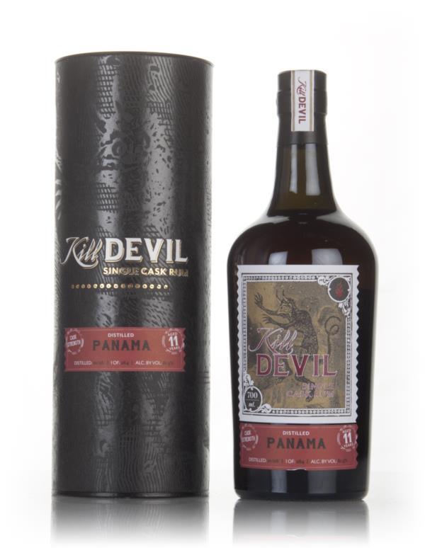 Panama 11 Year Old 2006 - Kill Devil (Hunter Laing) Dark Rum