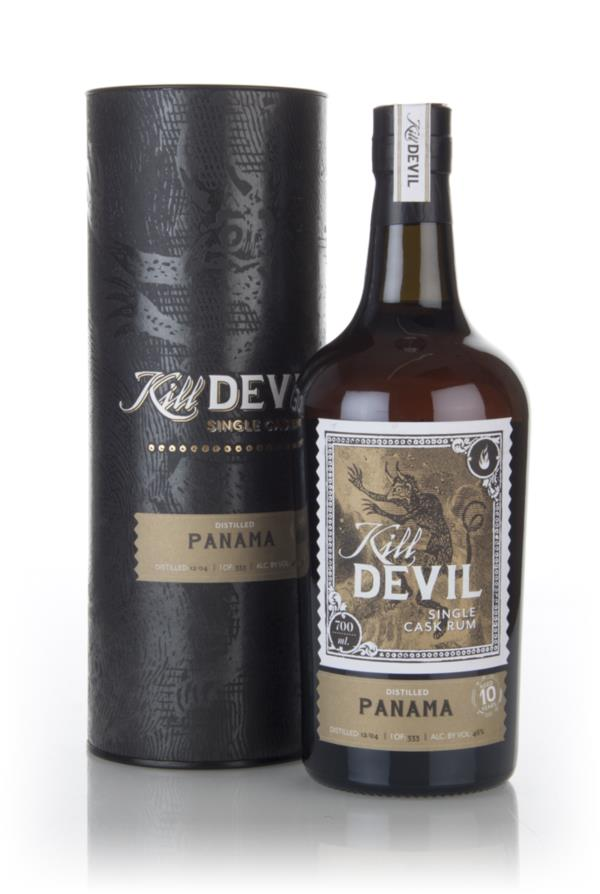 Panama Rum 10 Year Old 2004 - Kill Devil (Hunter Laing) Dark Rum