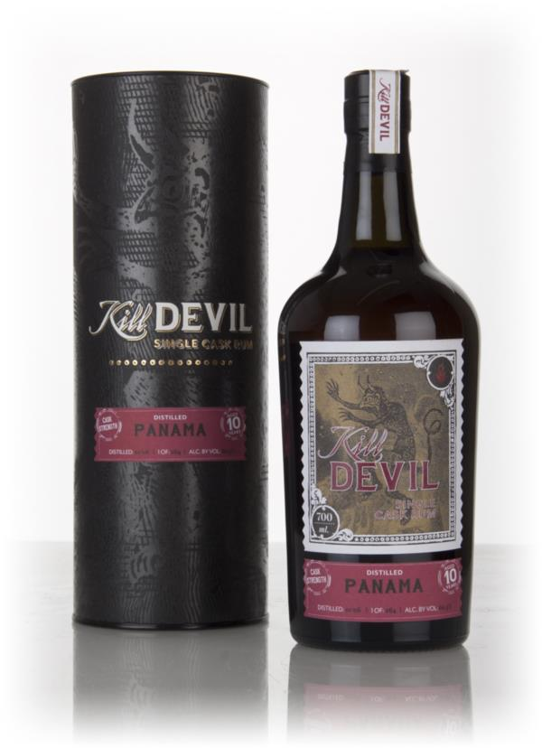 Panama Rum 10 Year Old 2006 - Kill Devil (Hunter Laing) Dark Rum