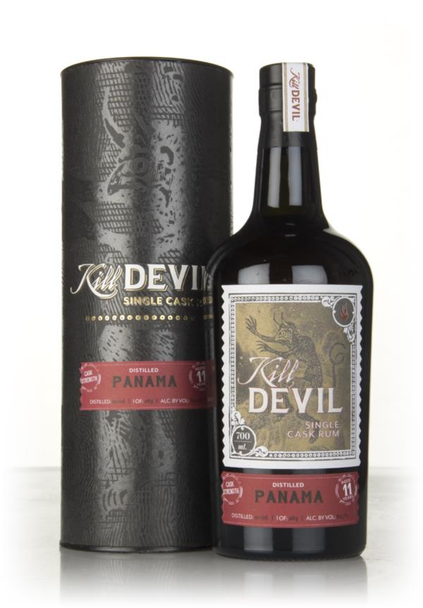 Panamanian Rum 11 Year Old 2006 - Kill Devil (Hunter Laing) Dark Rum