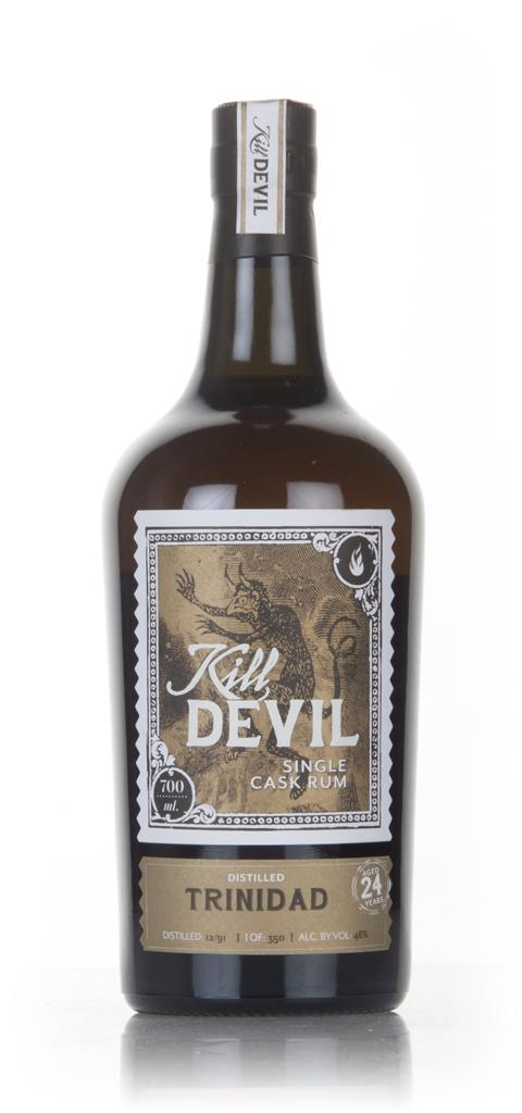 Trinidad Rum 24 Year Old 1991 - Kill Devil (Hunter Laing) 3cl Sample Dark Rum