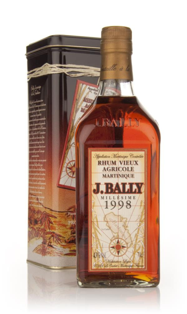 J. Bally Millesime 1998 Rhum Vieux 3cl Sample Dark Rum
