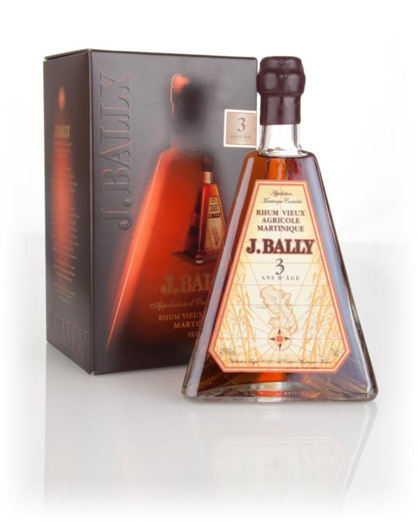 J. Bally 3 Year Old Rhum Vieux 3cl Sample Rhum Agricole Rum