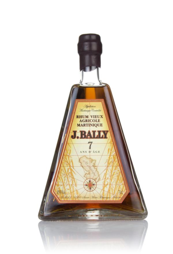 J. Bally 7 Year Old Rhum Vieux 3cl Sample Rhum Agricole Rum