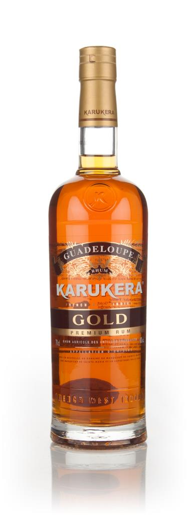 Karukera Gold 3cl Sample Rhum Agricole Rum