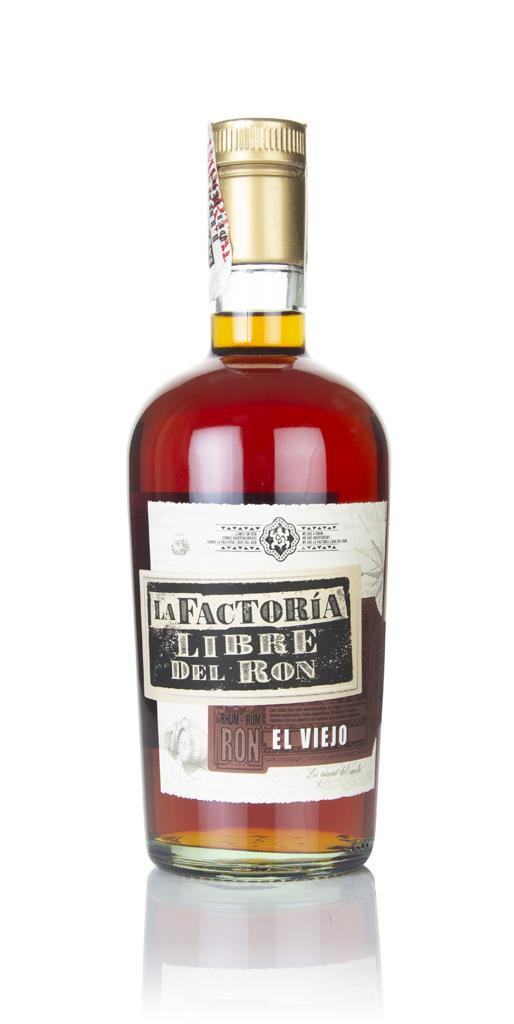La Factoria Ron El Viejo Dark Rum