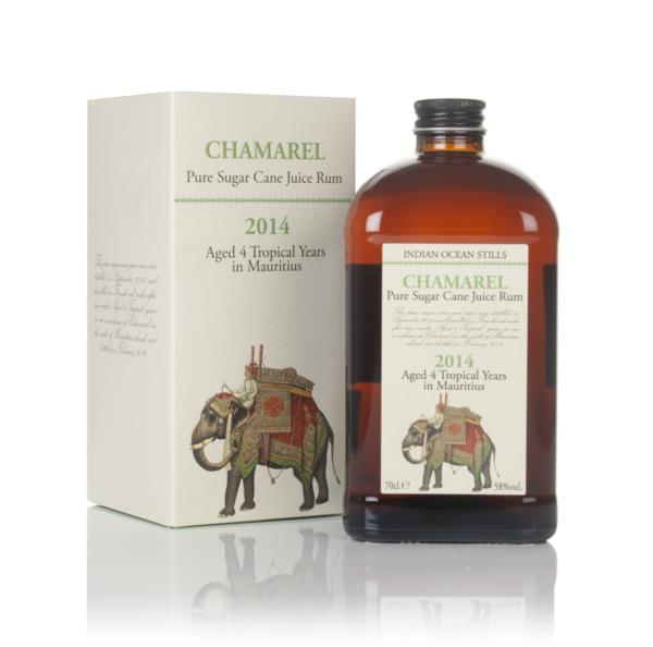 Chamarel 4 Year Old 2014 - Indian Ocean Stills (Velier) Rhum Agricole Rum