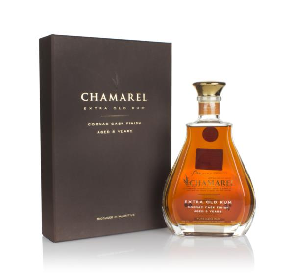 Chamarel 8 Year Old Cognac Cask Finish Rhum Agricole Rum