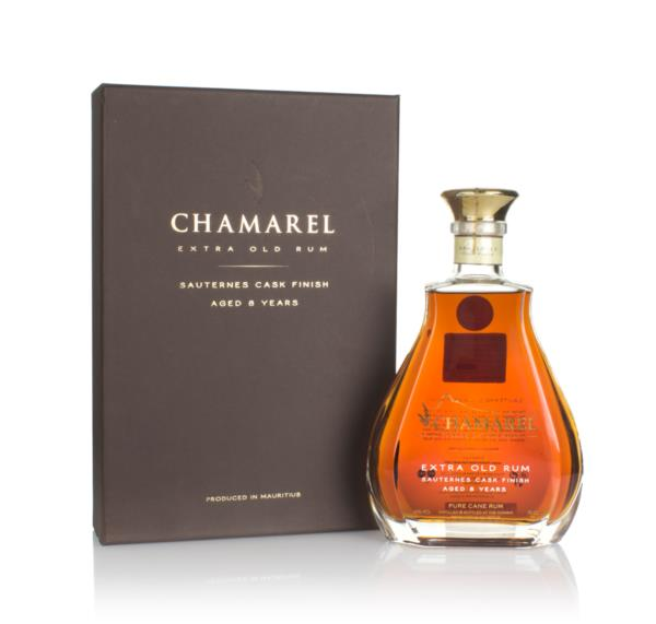Chamarel 8 Year Old Sauternes Cask Finish Rhum Agricole Rum