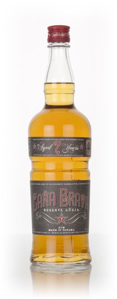 Cana Brava 7 Year Old Rum 3cl Sample Dark Rum