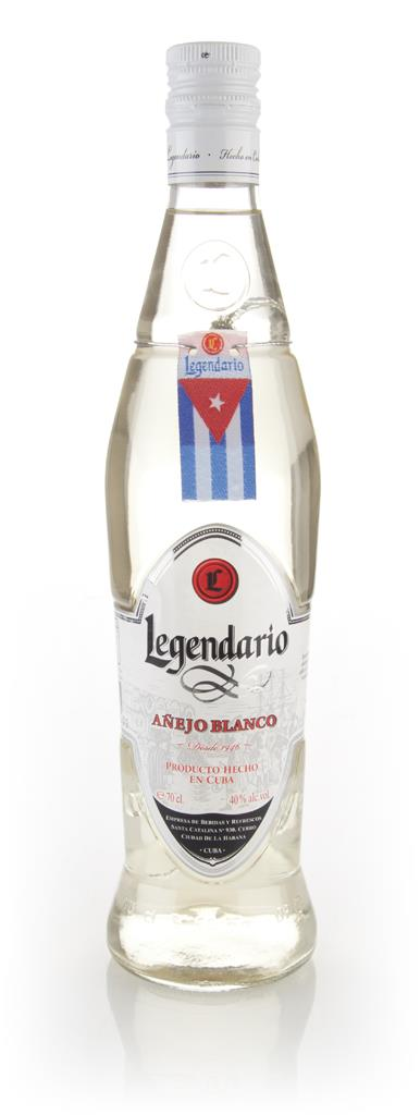 Legendario Anejo Blanco White Rum
