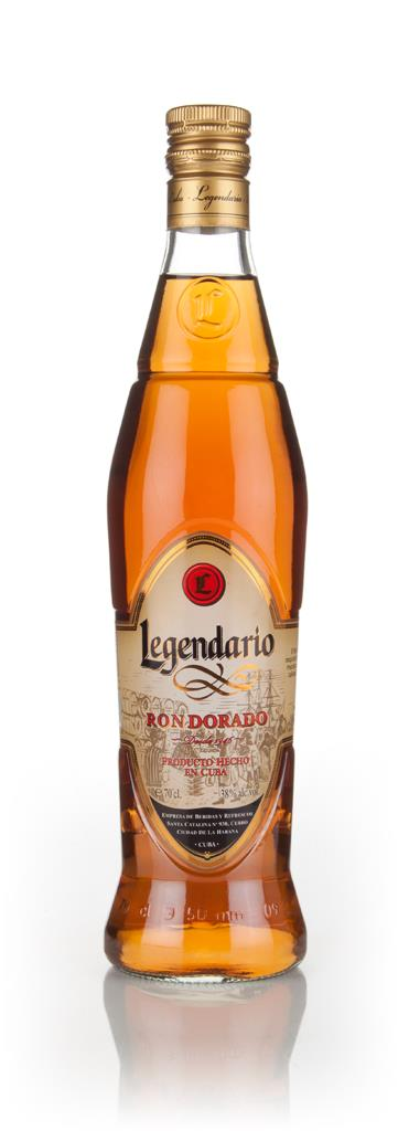 Legendario Ron Dorado 3cl Sample Dark Rum