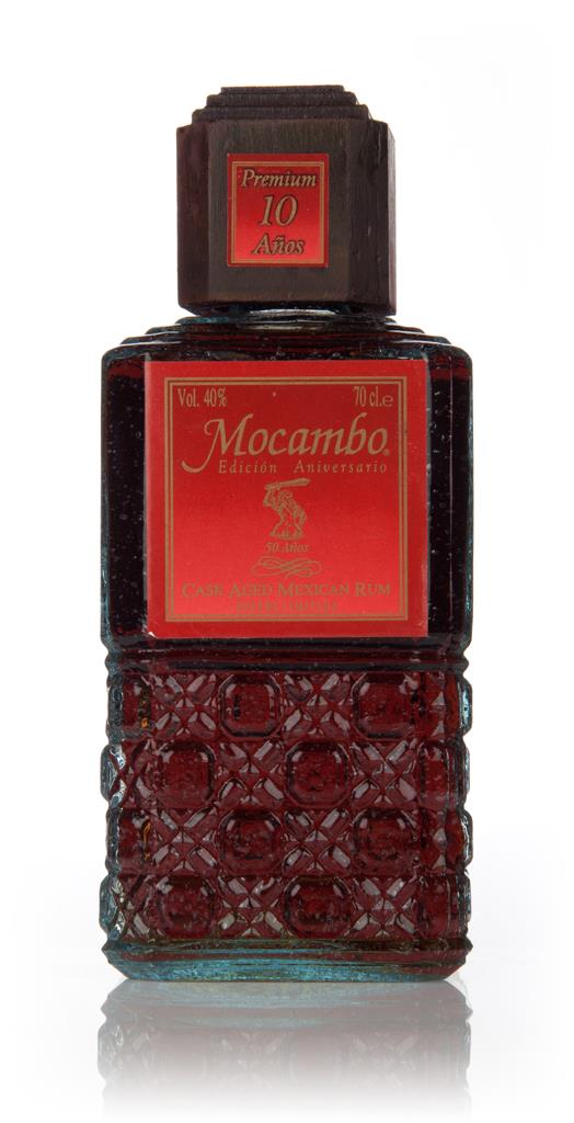 Mocambo 10 Year Old Cask Aged Mexican Dark Rum