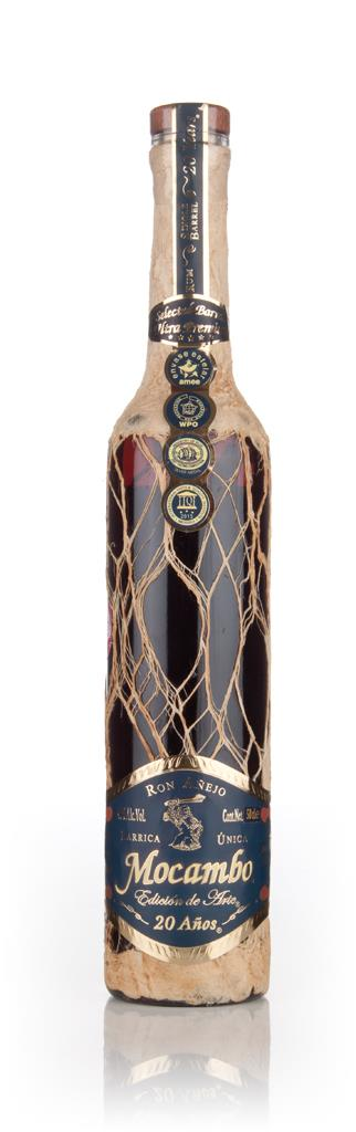 Mocambo 20 Year Old (cask 438) - Edicion Arte (Art Edition) Dark Rum