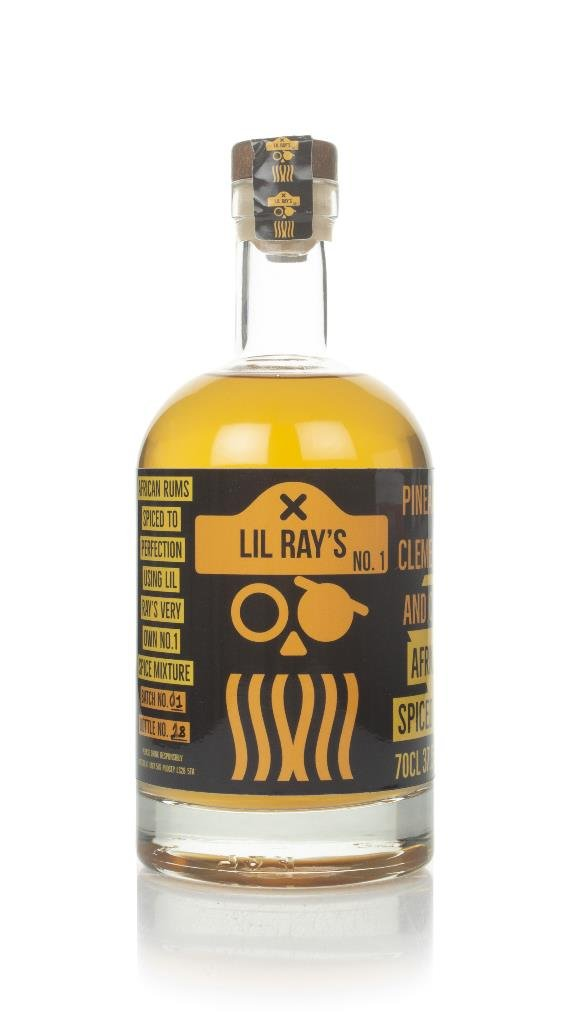 Lil Rays No.1 African Spiced Spiced Rum