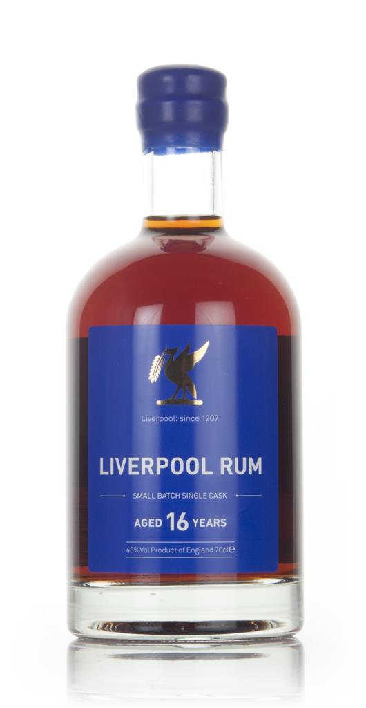 Liverpool Rum 16 Year Old Dark Rum