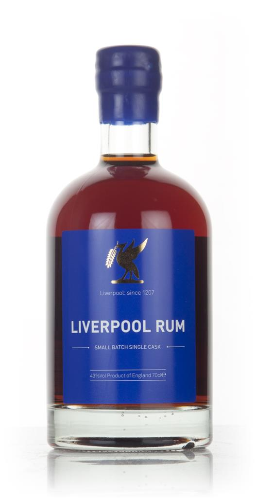 Liverpool Rum 3cl Sample Dark Rum