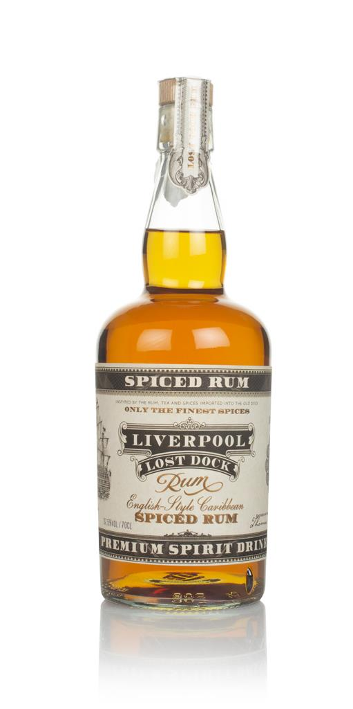 Liverpool Lost Dock Spiced Spiced Rum