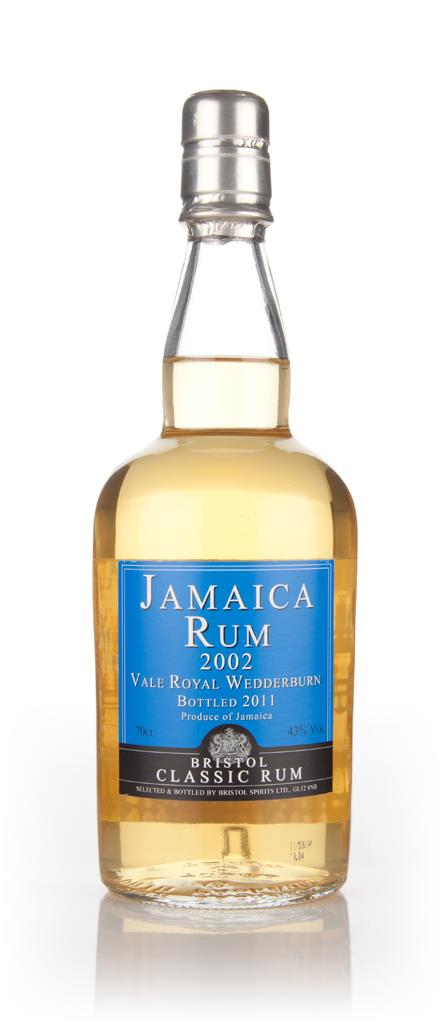 Jamaica Rum 2002 (bottled 2011) - Bristol Spirits Dark Rum
