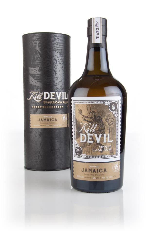 Long Pond 15 Year Old 2000 Jamaican Rum - Kill Devil (Hunter Laing) Dark Rum