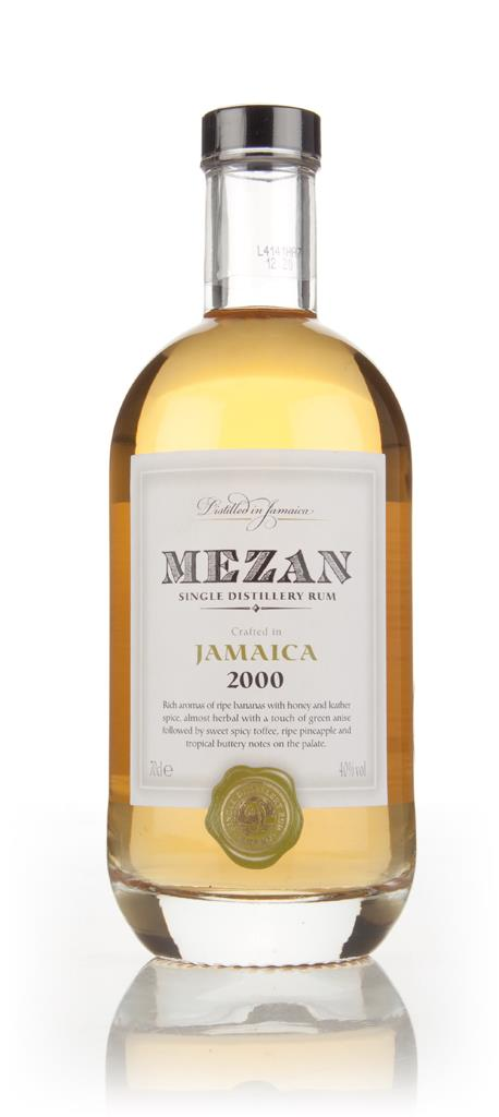 Mezan Jamaica Long Pond 2000 Dark Rum