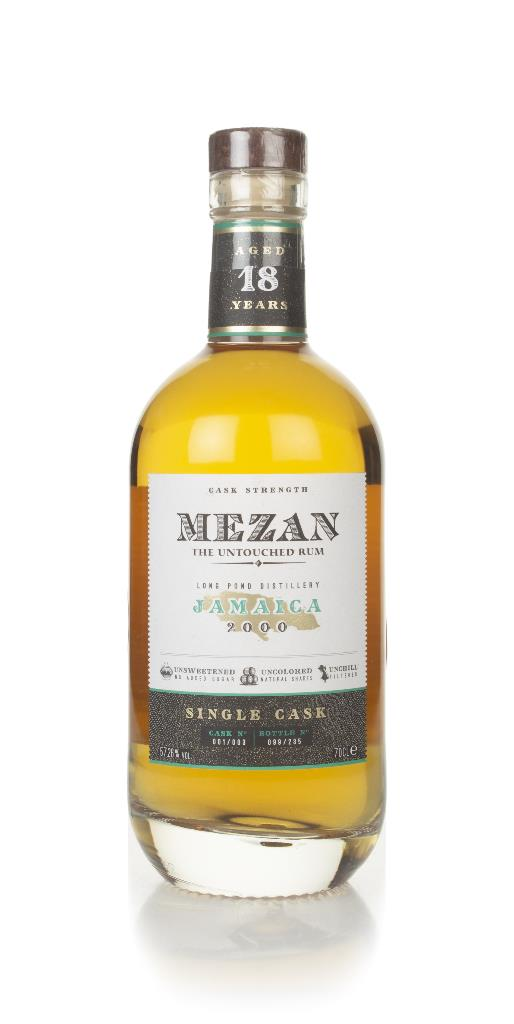 Long Pond 18 Year Old 2000 - Single Cask (Mezan) Dark Rum
