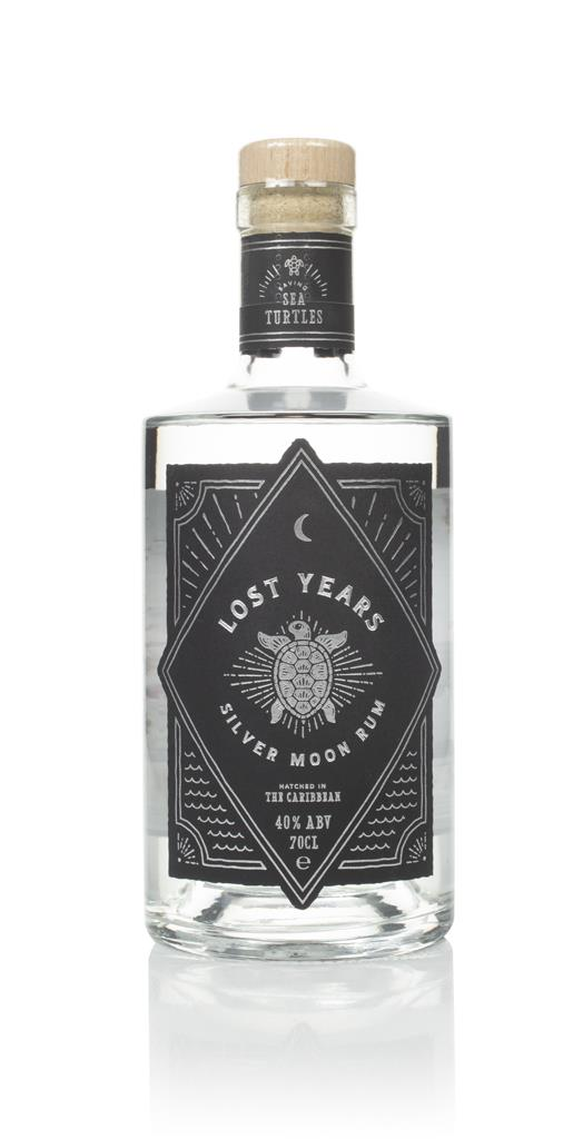 Lost Years Silver Moon White Rum