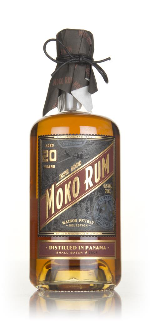 MOKO 20 Year Old Dark Rum