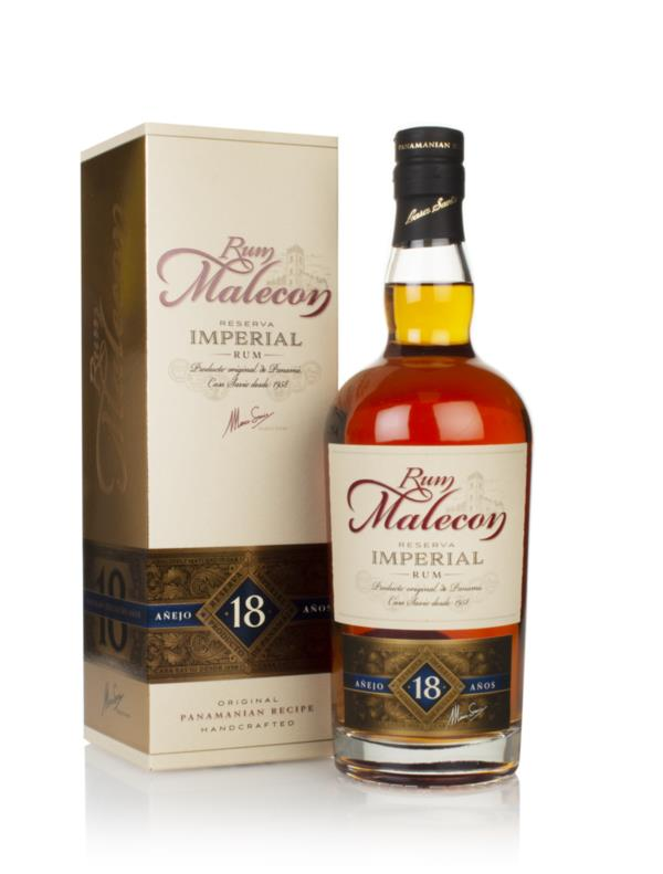Malecon 18 Year Old Reserva Imperial Dark Rum